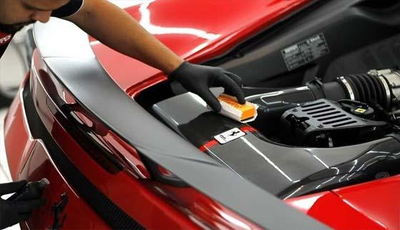 پوشش-سرامیک-بدنه-خودرو
