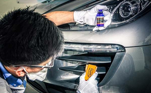 پوشش سرامیک بدنه خودرو